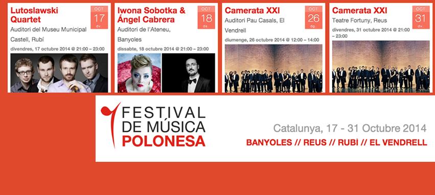 Festival Música Polonesa