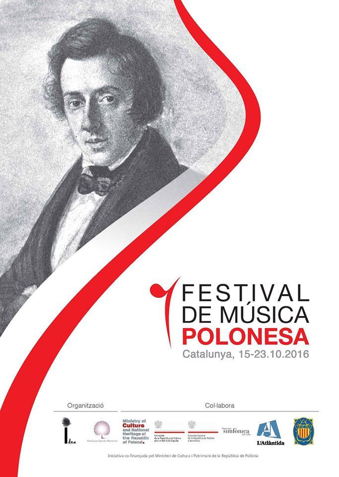 Llega la segunda edición del Festival de Música Polonesa a Catalunya